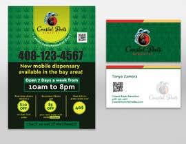 m99 tarafından Design a flyer & business card! (RECURRENT) (FAST TURNAROUND) (QUICK RESPONSE) için no 31
