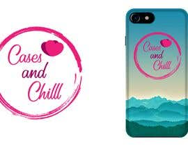 #209 untuk We need a logo for Cases and Chill oleh TamonudM