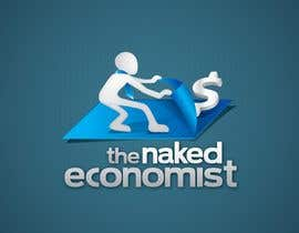 #123 for Logo Design for The Naked Economist by taks0not