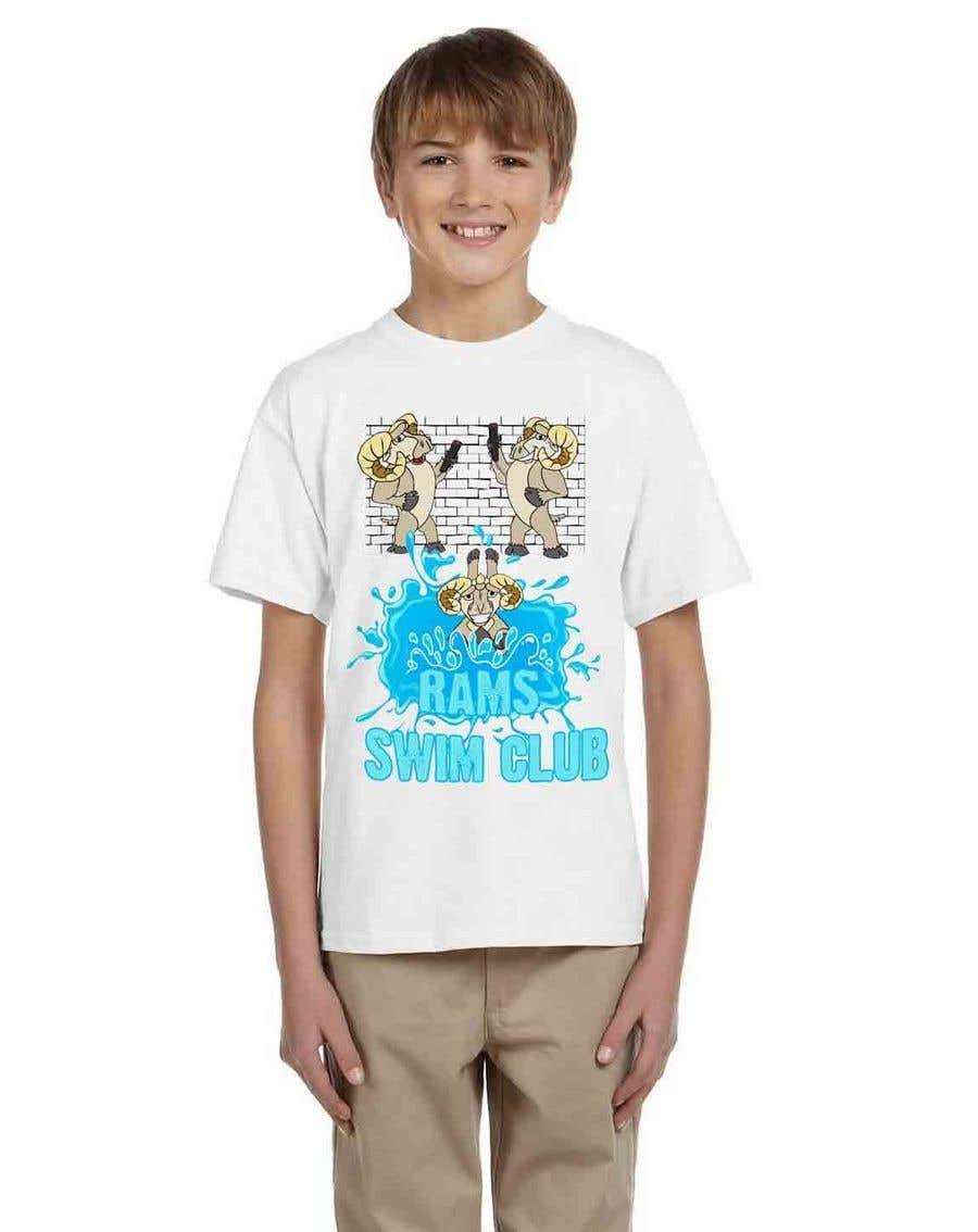 Inscrição nº 5 do Concurso para Design a T-Shirt