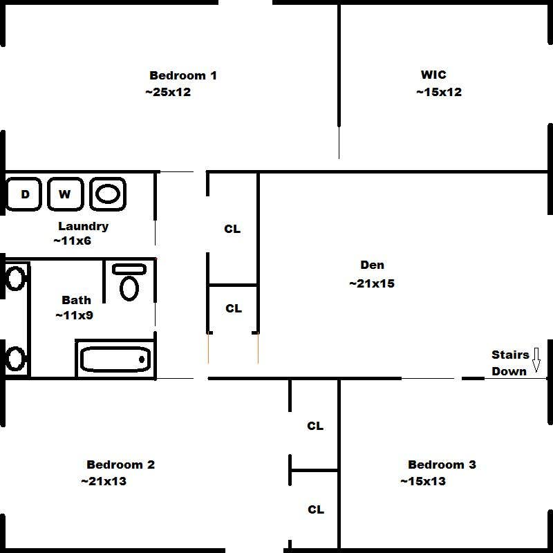Turn sketches ideas into floor plan must use space and for Turn floor plan into 3d model