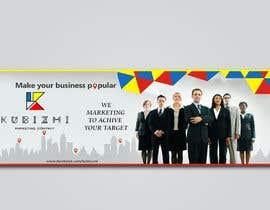 kolbalish tarafından I need to design facebook page,  business cards  for Kubizmi LLC için no 5