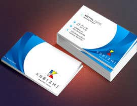 kolbalish tarafından I need to design facebook page,  business cards  for Kubizmi LLC için no 9