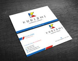 yatusher786 tarafından I need to design facebook page,  business cards  for Kubizmi LLC için no 13