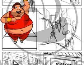Nro 7 kilpailuun Sample Illustratation for 4 Comic Books käyttäjältä wahyous