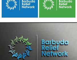 #1 untuk I need a logo designed for my company Barbuda Relief Network which is a non profit humanitarian organization working to rebuild the island of Barbuda after hurricane Irma. oleh tolomeiucarles