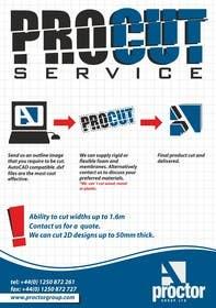 #54 for Advertisement Design for A. Proctor Group Ltd by F5DesignStudio