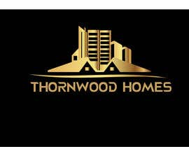 Nro 44 kilpailuun Design Logo and Brand for our Real Estate Portfolio Management Company Thornwood Homes käyttäjältä darkavdark