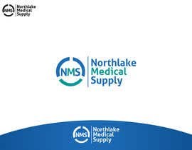 #232 untuk Logo Design for Northlake Medical Supply oleh AmrZekas
