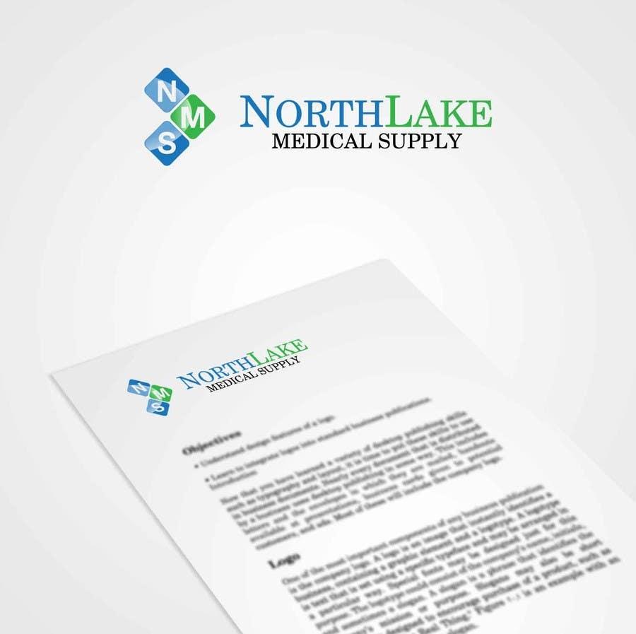 Конкурсная заявка №19 для Logo Design for Northlake Medical Supply