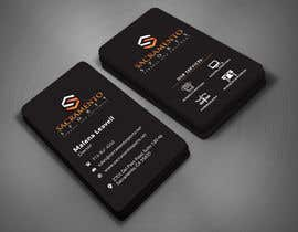 #23 for Need Custom Business cards Designed for Sports Business af safiqul2006