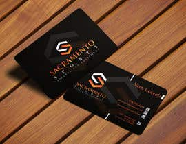 #8 cho Need Custom Business cards Designed for Sports Business bởi CharlieGraphixs
