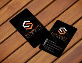 #21 for Need Custom Business cards Designed for Sports Business af CharlieGraphixs