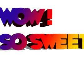 Nro 10 kilpailuun Design a logo for a new sweetener brand käyttäjältä natiabandzeladze