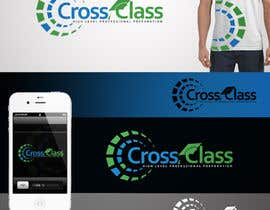 #97 para Logo Design for Cross Class por Anamh