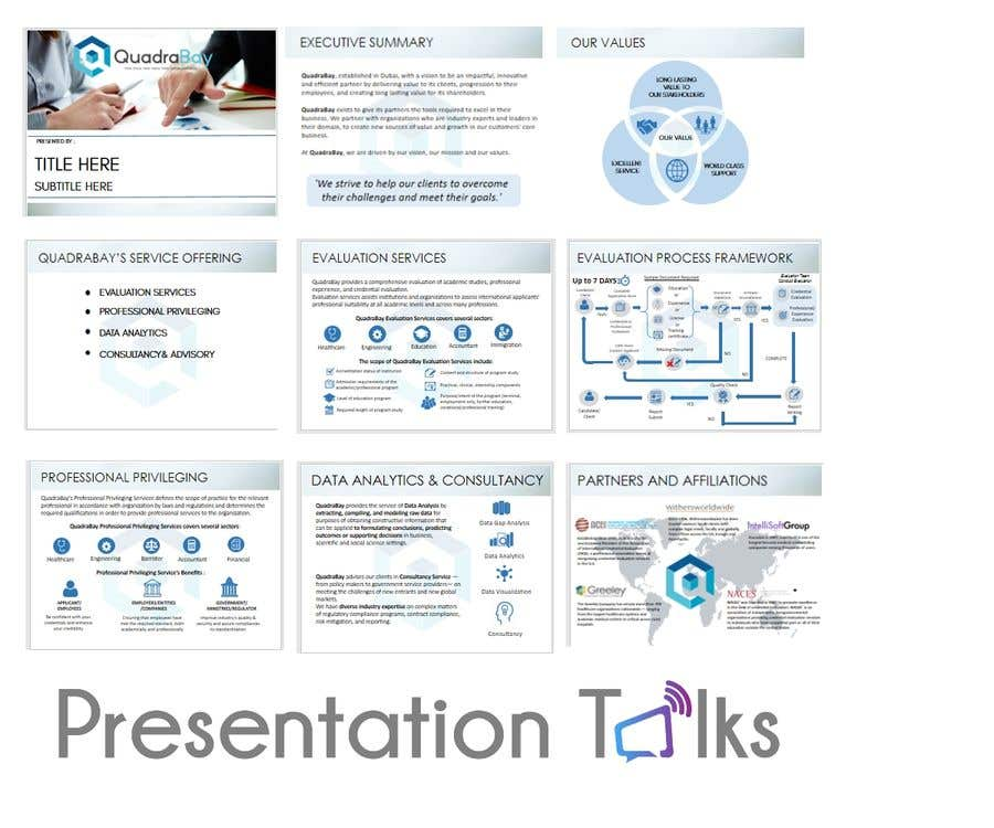 entry 1 by littlenonibatik for design a powerful powerpoint