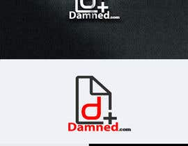 #75 for Develop a Corporate Identity for Damned.com by JohnDigiTech