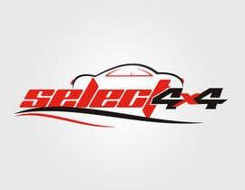#61 untuk Design a Logo for Select 4x4 oleh webbymastro
