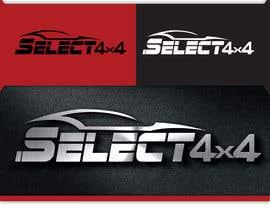 #10 untuk Design a Logo for Select 4x4 oleh AlexBalaSerban