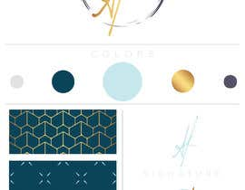 #103 for Logo, Branding Board, signatures, fb banner and Business cards. by Imam3039
