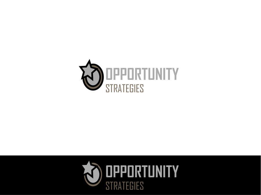 Kilpailutyö #78 kilpailussa Logo Design for Opportunity Strategies