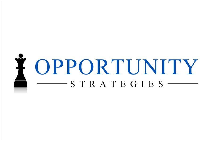 Kilpailutyö #43 kilpailussa Logo Design for Opportunity Strategies