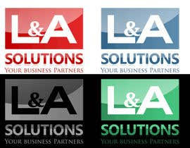 #21 untuk Design a Logo for a business solutions company oleh idesignegypt