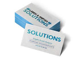 #23 untuk Design a Logo for a business solutions company oleh kennykennedy
