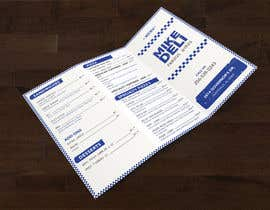 #22 for Design a Tri-Fold/Digital Menu for Deli by authenticweb