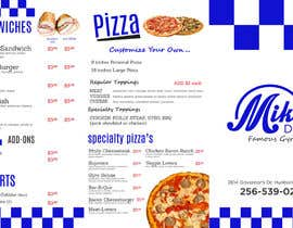 #13 for Design a Tri-Fold/Digital Menu for Deli by jhess31