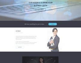Nro 25 kilpailuun Design a Website Mockup käyttäjältä robinosaha