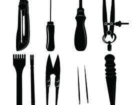 #6 cho simple illustration of tools bởi fantasydesign20