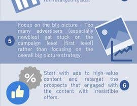 #9 for Infographic for Ten Facebook Ads Tips by mariamouschoutzi