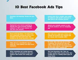 #1 for Infographic for Ten Facebook Ads Tips by mna55ac6fea8726f