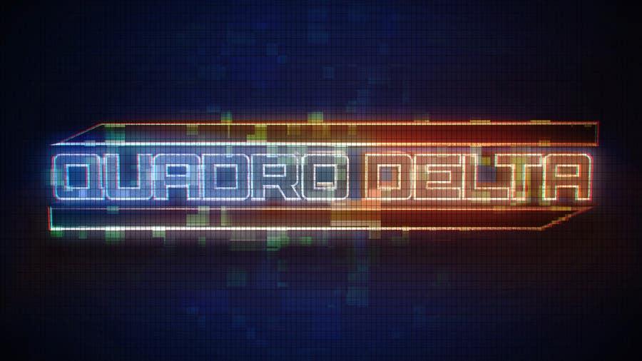 Inscrição nº                                         142                                      do Concurso para                                         Design Logo and INTRO video for Quadro Delta