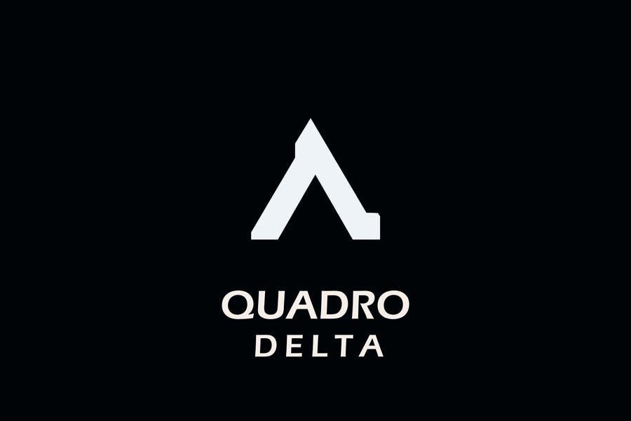 Inscrição nº                                         87                                      do Concurso para                                         Design Logo and INTRO video for Quadro Delta