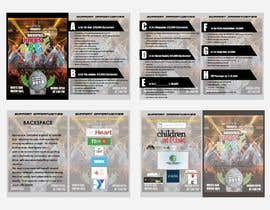 #35 untuk URGENT: Finish Out 4-Page Brochure for Charity Concert (Cover 90% Done) oleh GDC75