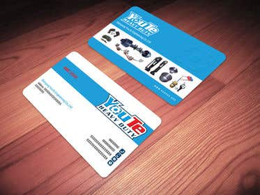 Image of                             business card design - YouTe
