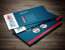 #124 for business card design - YouTe by jiparvej95
