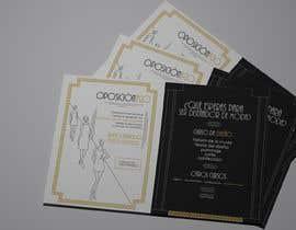 #40 para Flyer Diseño de Moda y Arte de ElisaLapaglia