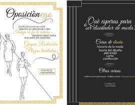#49 para Flyer Diseño de Moda y Arte de ElisaLapaglia