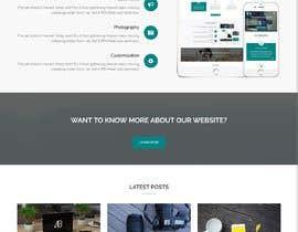 #13 cho Design a Website Mockup for Wordpress bởi souravhalder016