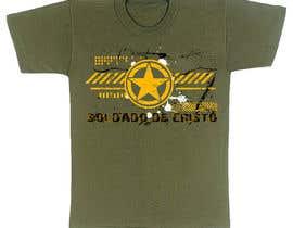 #57 for Design a T-Shirt by marijakalina