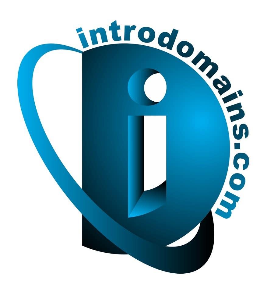 Penyertaan Peraduan #                                        24                                      untuk                                         Design a Logo / Typeface for Introdomains.com