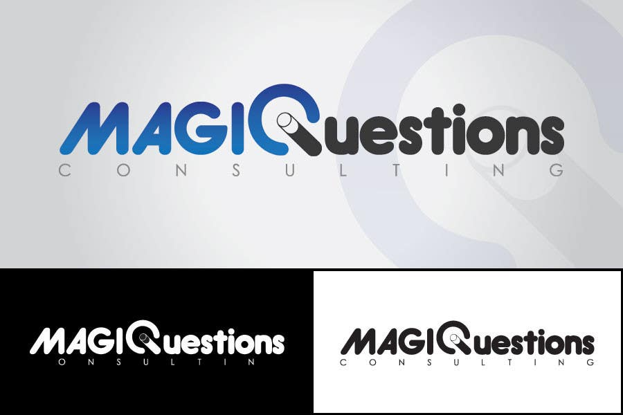 Contest Entry #                                        139                                      for                                         Logo Design for MagiQuestions Consulting