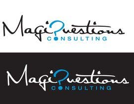 #125 για Logo Design for MagiQuestions Consulting από stevesmileyrgd