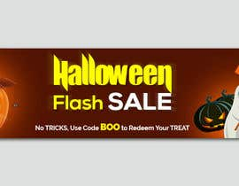 #79 για Design a Fun Website Banner - Halloween theme από eaminraj