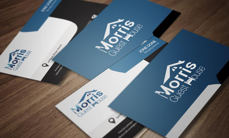 Entry #28 by monjureelahi for Design some Business Cards for Guest ...