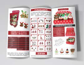 #5 for Create a Christmas Themed Tri-Fold Brochure / Product Catalogue by cfbutterfly