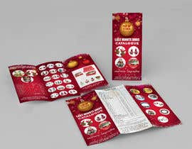 #18 for Create a Christmas Themed Tri-Fold Brochure / Product Catalogue by GripGraphics11